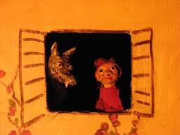 Même pas peur du loup- Spectacle de marionnettes